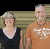 Karine & Fabrice Haquin - Camping La Rochelambert - Auvergne