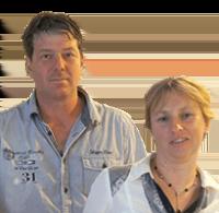Natacha & Rudi Claudel - Camping La Sténiole - Lorraine