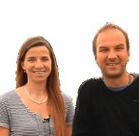 Cécilia & Jean-Baptiste Lebeau Marseille - Camping Les Vertes Feuilles - Picardie
