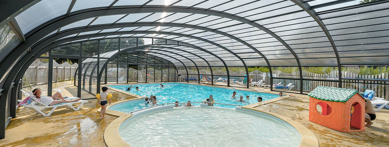 Camping le kergariou clohars carno t 29 finist re - Camping avec piscine en normandie ...