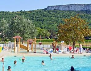 Camping Les Gorges de l'Aveyron***