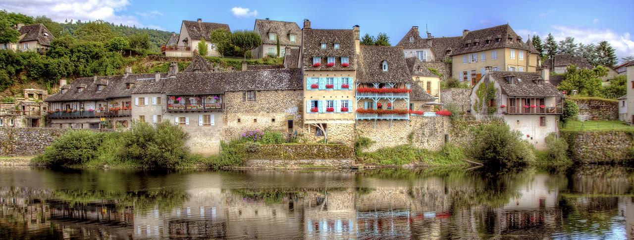 Camping en Corrèze