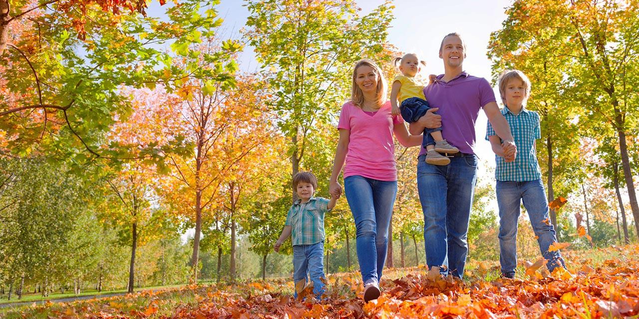 camping automne toussaint