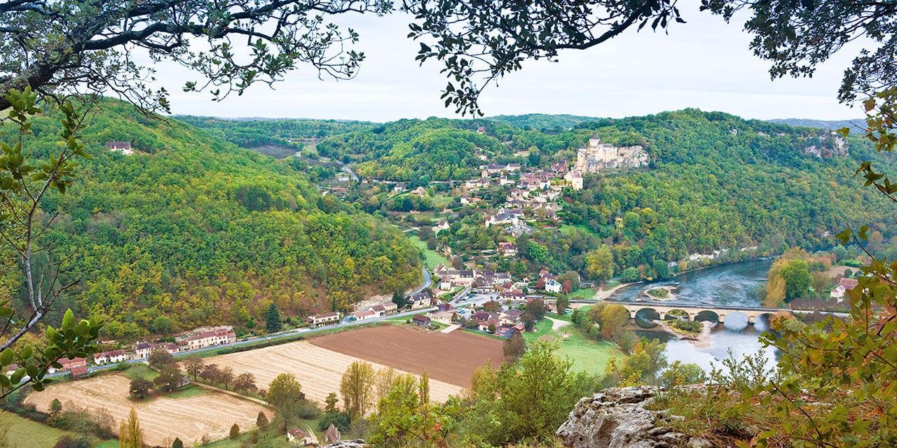 Vacances au camping en Dordogne