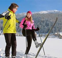 camping vercors ski hiver