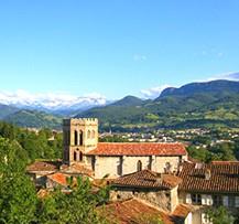 camping bastide pyrenees