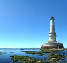 camping phare de Cordouan