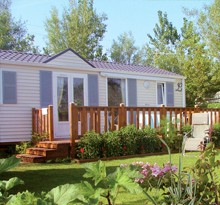 Location de mobil home en camping