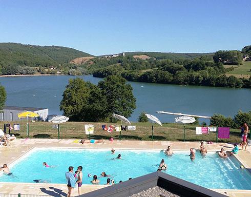 Camping limousin avec piscine avec lac vacances dans - Camping lac aiguebelette avec piscine ...