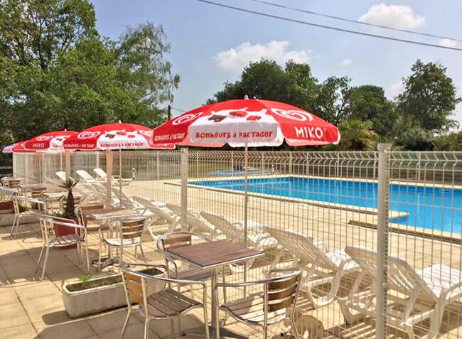 Camping les tangs mina saint sornin 17 charente for Camping poitou charente piscine