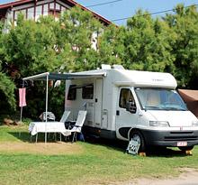 Le camping avec votre camping,car
