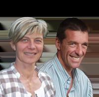Patricia Capelli & Richard Uny - Camping Le Martinet - Bourgogne-Franche-Comté