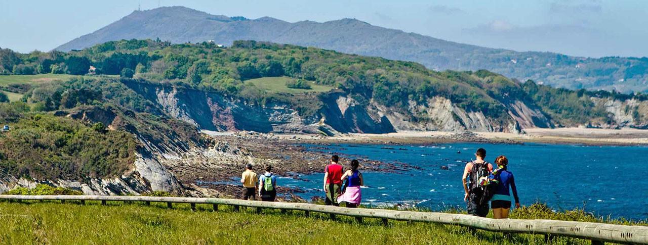Camping de la Corniche cote basque