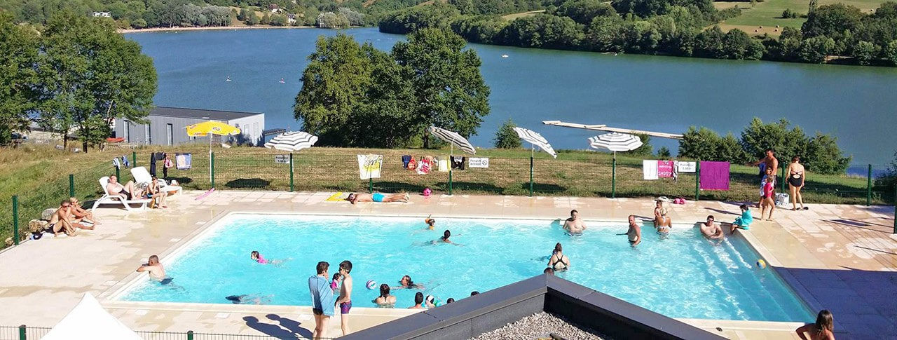 Camping le lac du causse lissac sur couze 19 corr ze for Camping lac du bourget piscine