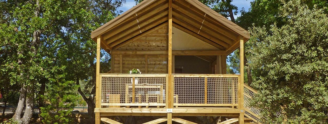 camping Le Relais de la Bresque à Sillans la Cascade - Provence Alpes Côte d'azur