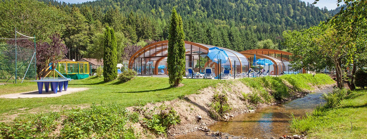 Camping verte vall e xonrupt longemer 88 vosges for Piscine xonrupt longemer