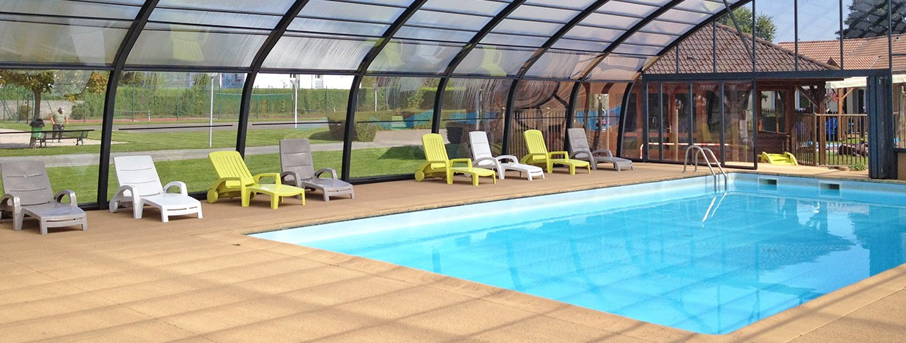 Camping les marguerites gamaches 80 somme picardie for Camping picardie piscine