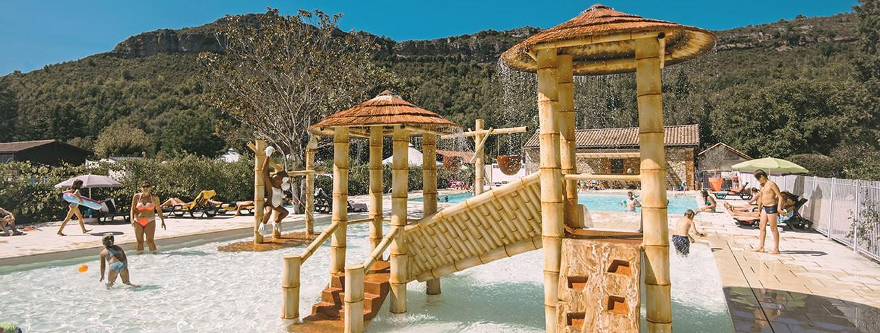 Camping les gorges de l 39 aveyron st antonin noble val 82 for Aveyron camping avec piscine