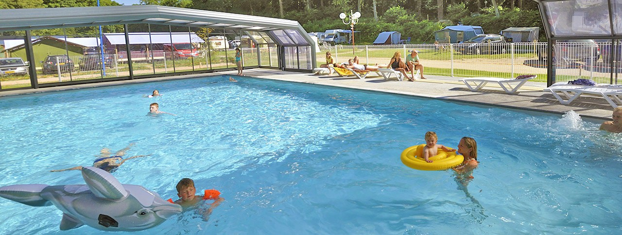 Camping la ch naie yport 76 seine maritime haute for Piscine couverte normandie