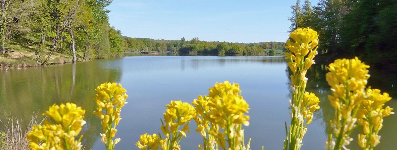 Camping Lac aux Oiseaux Lac de Bannac