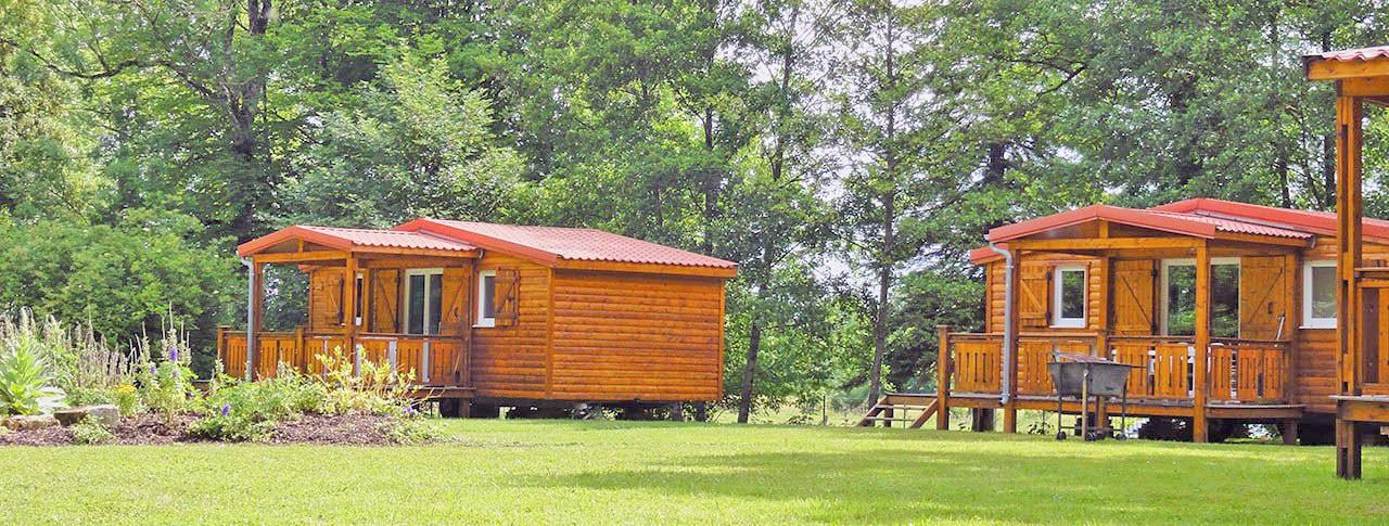 Camping lac du der location de chalets