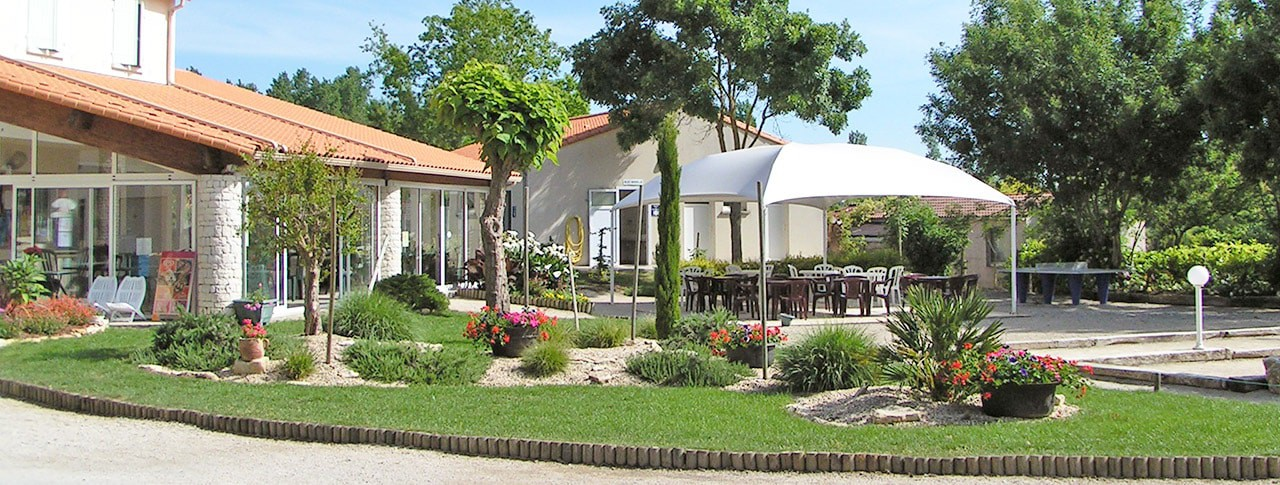 Camping La Venise Verte Marais Poitevin
