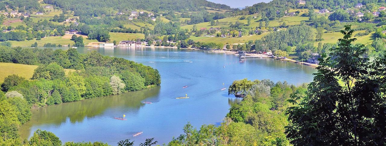 Camping Le Lac du Causse