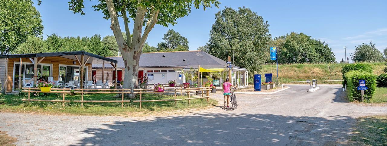 Camping La Promenade Montjean-sur-Loire