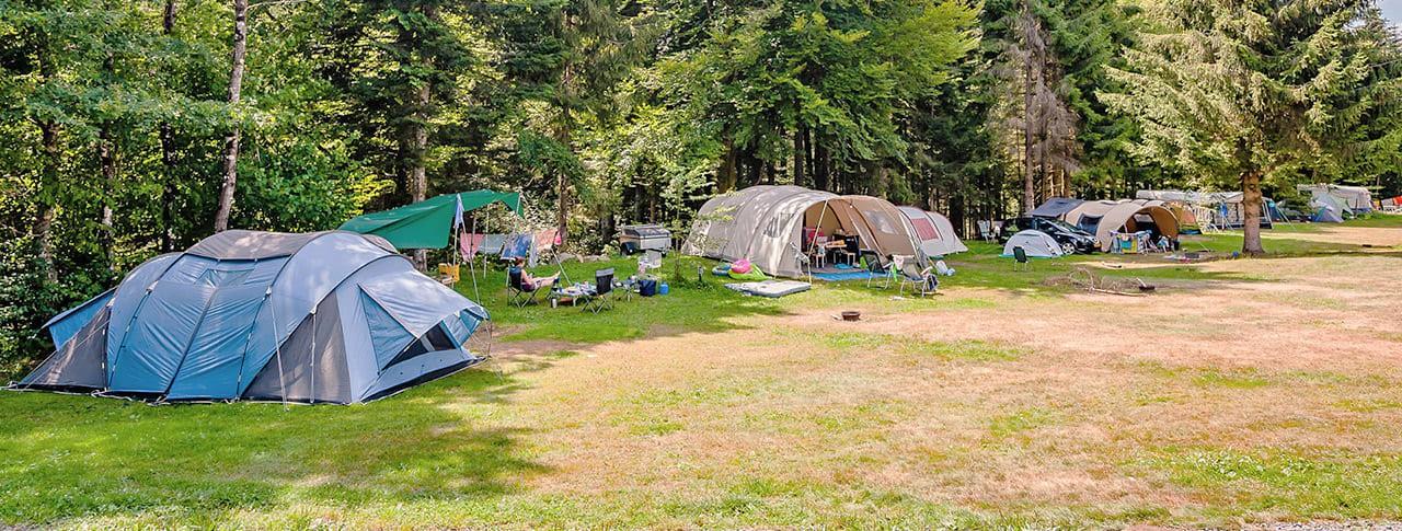camping la st niole granges sur vologne 88 vosges grand est. Black Bedroom Furniture Sets. Home Design Ideas
