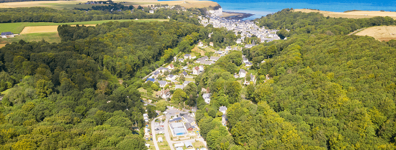 camping La Chenaie Yport Normandie
