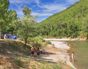 Camping Le Peyrelade****