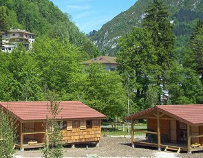 Camping Le Martinet***