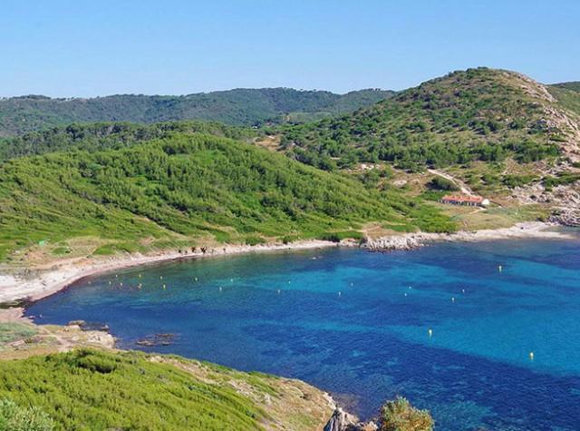 Camping La Rouillère bord de plage Saint Tropez-4