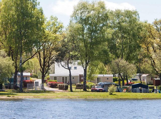 Camping Le Port de Neuvic - Nouvelle Aquitaine