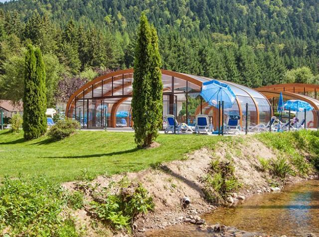 Camping Verte Vallée - Grand Est
