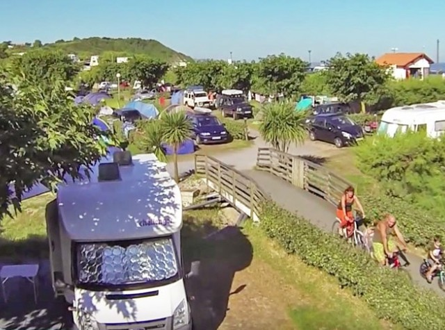 Camping Ferme Erromardie Saint Jean de Luz-2