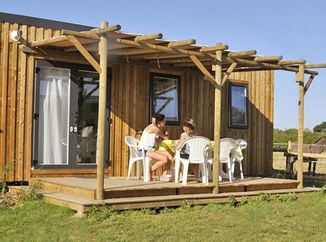 Camping Le Petit Paris Mobil Home Premium-2