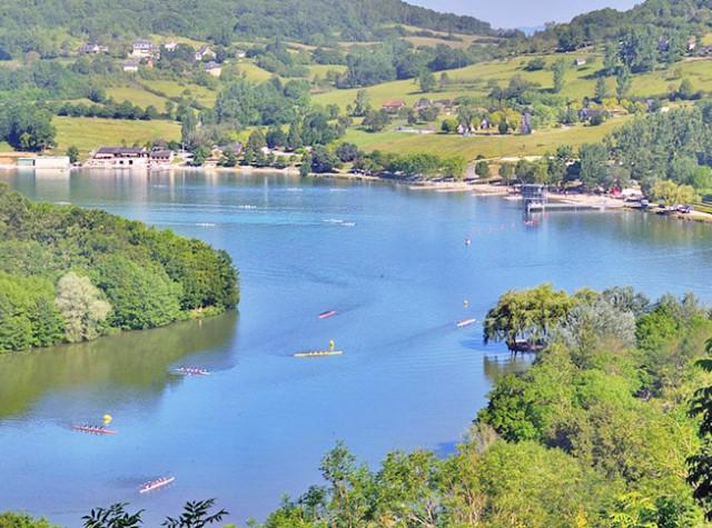 Camping Le Lac du Causse - Nouvelle Aquitaine