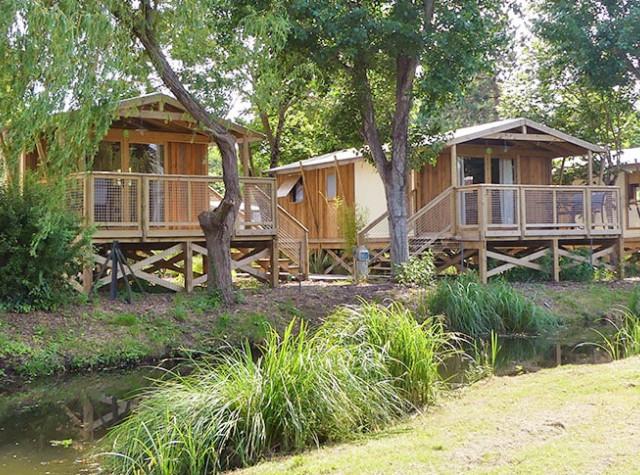 Camping Nauzan Plage cabanes lodges-2