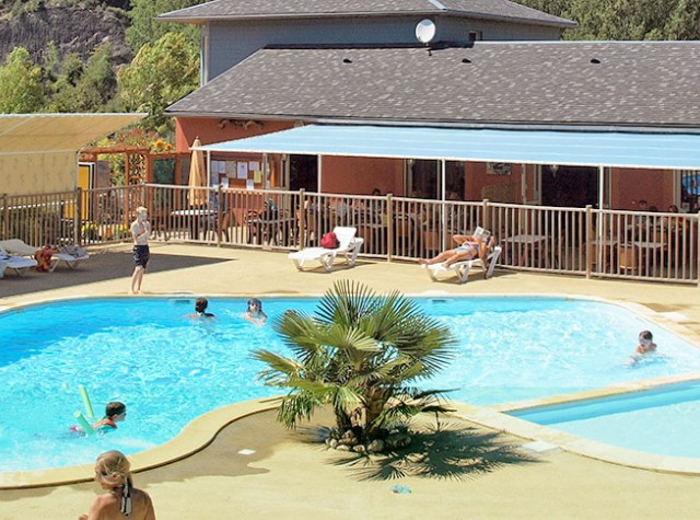 Camping La Dourbie - Occitanie