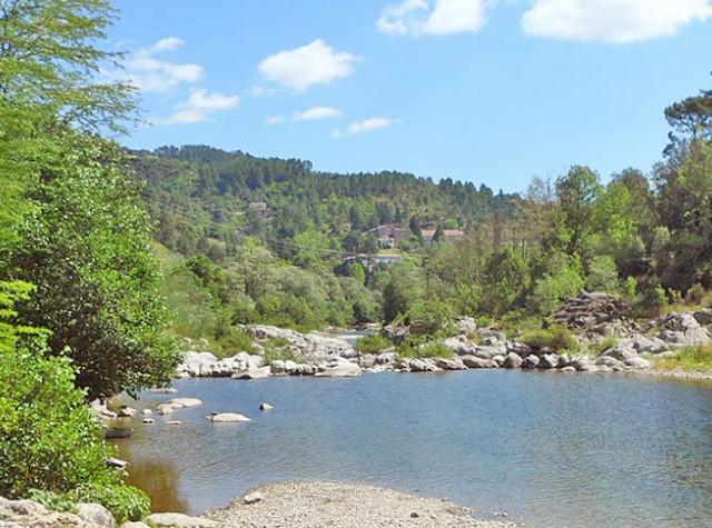 Camping Les Fauvettes rivière Gardon-3