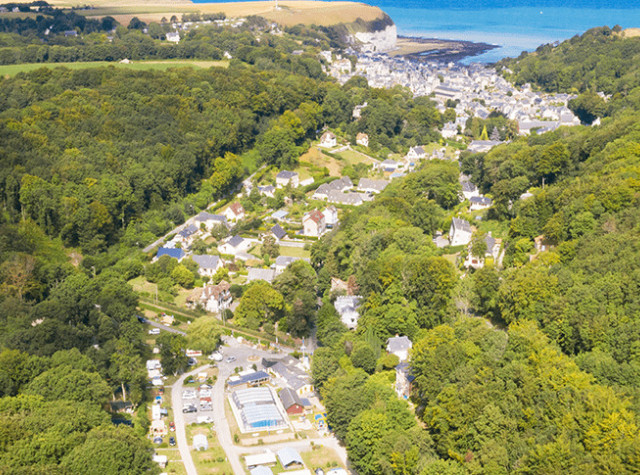 Camping La Chênaie - Normandie