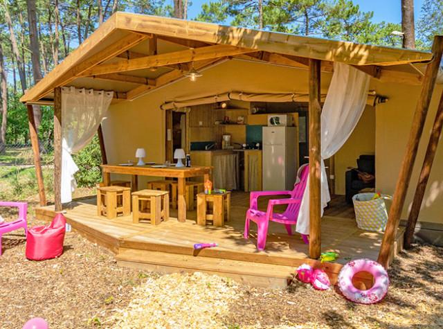 Camping des Pins - Nouvelle Aquitaine