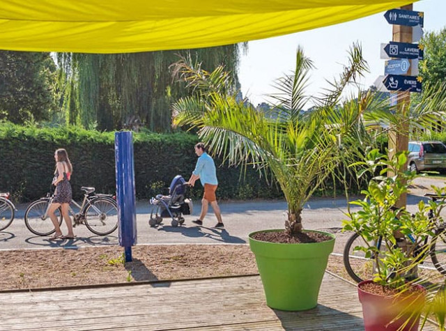 Camping La Promenade réception-4