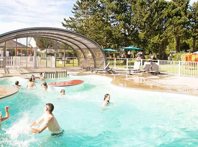 Camping Le Haut Dick - Normandie