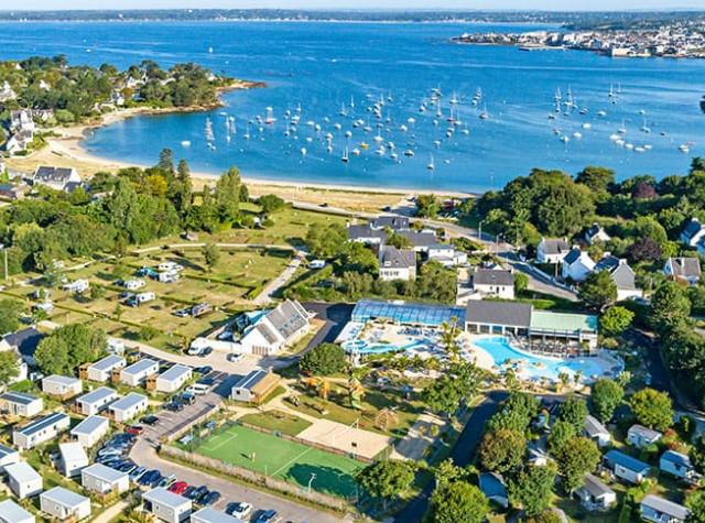 Camping Le Cabellou Plage - Bretagne