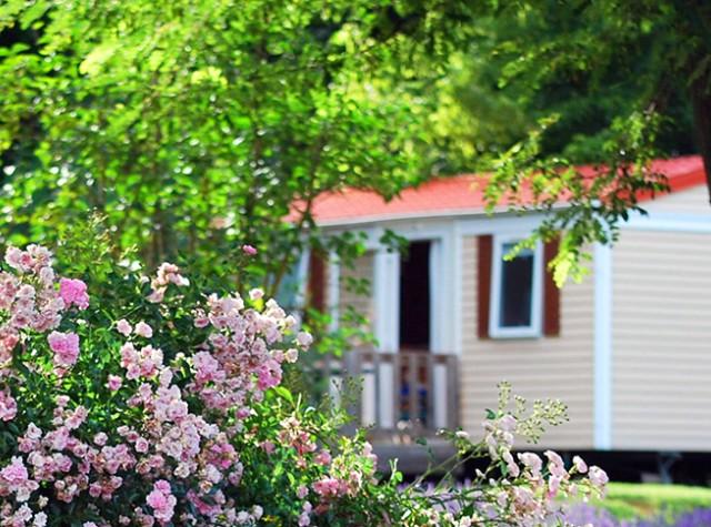 Camping Le Temps de Vivre - Nouvelle Aquitaine