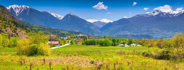 Camping Alpes
