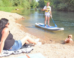 Camping Le Moulin des Iscles