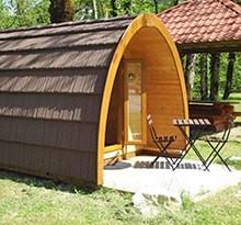 Cabane Eco Pod